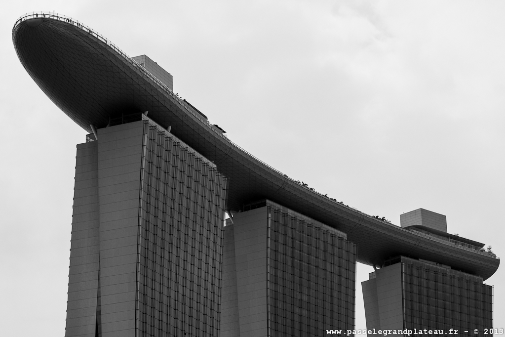 Le Marina bay sands