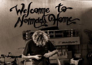 Welcom to Nomad's Home