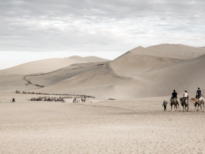 Dunhuang… Ultra touristique !