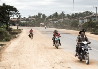 routes Cambodgiennes